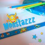 Monstazzz, Webband