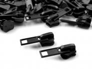 Zipper Profilreißverschluss 5mm schwarz