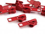 Zipper Profilreißverschluss 5mm rot