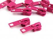 Zipper Profilreißverschluss 5mm pink