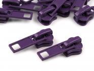 Zipper Profilreißverschluss 5mm violett