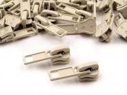 Zipper Profilreißverschluss 5mm creme