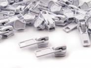 Zipper Profilreißverschluss 5mm weiss
