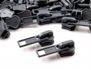 Zipper Profilreißverschluss 5mm grau