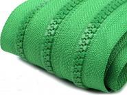 Profilreißverschluss 5mm grün
