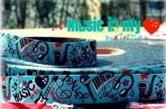 Music in my Heart - Webband