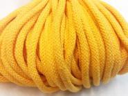 Baumwollkordel gelb