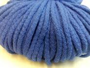 Baumwollkordel royalblau