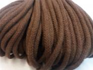 Baumwollkordel braun