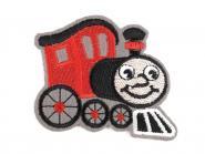 Applikation Lokomotive rot
