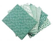 Stoffpaket Classic grün