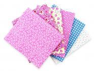 Stoffpaket Patchwork Pink
