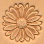 3-D Stempelplatte Sonnenblume