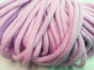 Baumwollkordel rosa