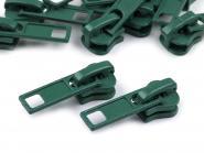 Zipper Profilreißverschluss 5mm dunkelgrün