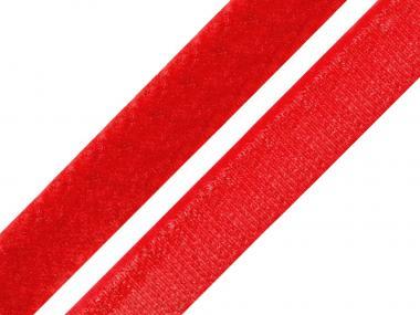 Klettband rot