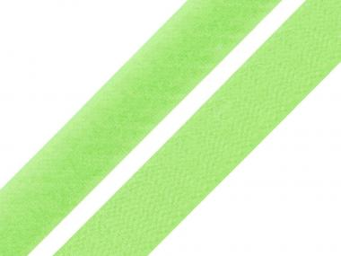 Klettband hellgrün