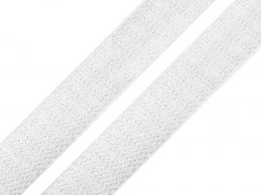 Klettband weiss