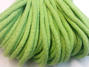Baumwollkordel apfelgrün