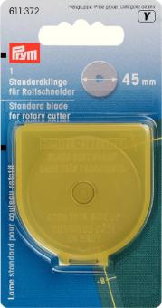 Ersatzklinge für Rollschneider Maxi 45mm