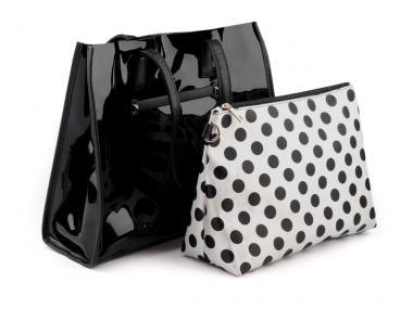 TaschenSet schwarz-weiß