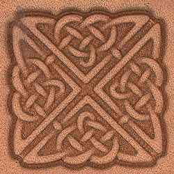 3-D Stempelplatte Ornament Celtic