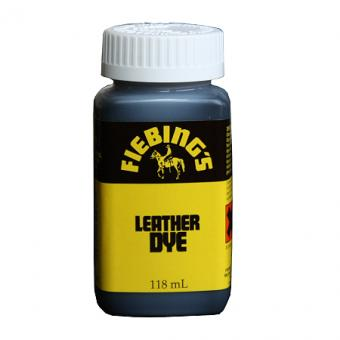 Fiebings Leather Dye, 118ml, mittelbraun