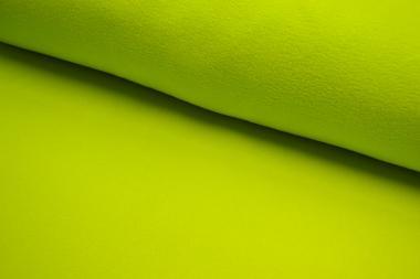 Polarfleece apfelgrün