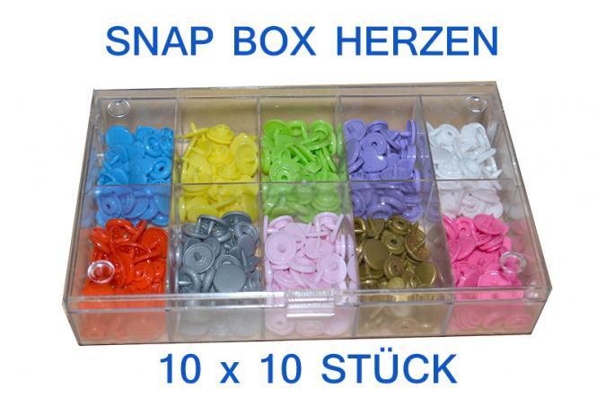 Herzenbox 100 Stück