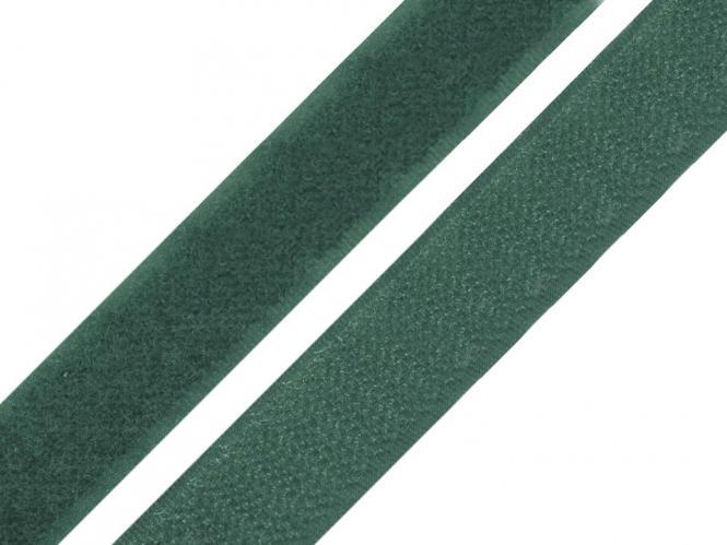 Klettband dunkelgrün