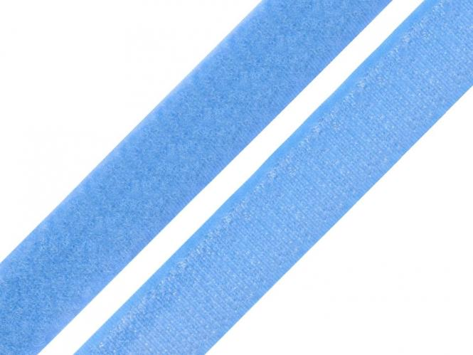 Klettband hellblau