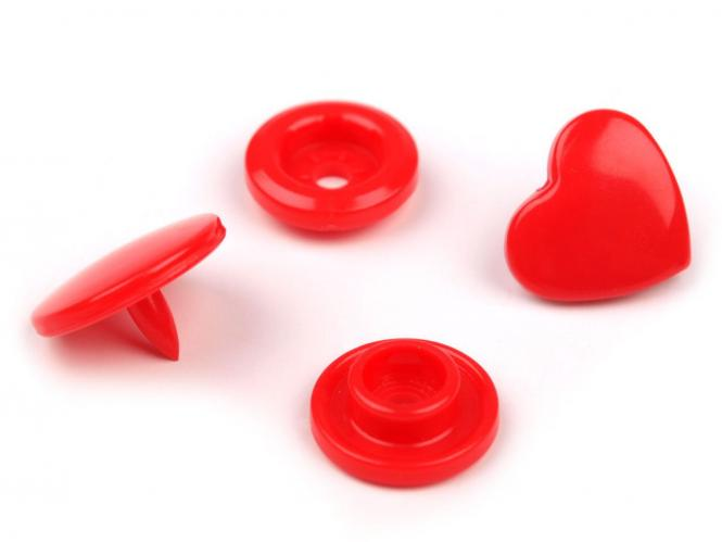 Kam Snap Herzen rot