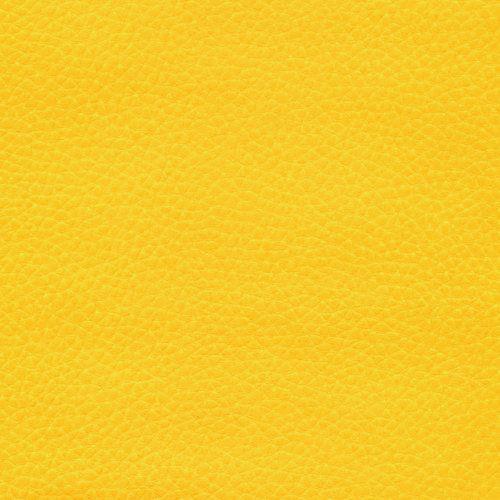 Kunstleder 1,4m breit gelb