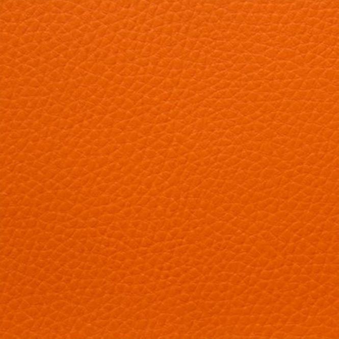 Kunstleder 1,4m breit orange