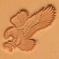 3-D Stempelplatte Adler