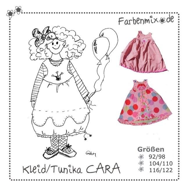 Stoffe-Culture | CARA, Schnittmuster | online kaufen