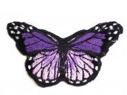Aufbügler Schmetterling flieder