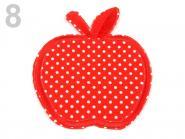 Aufbügler Apfel rot