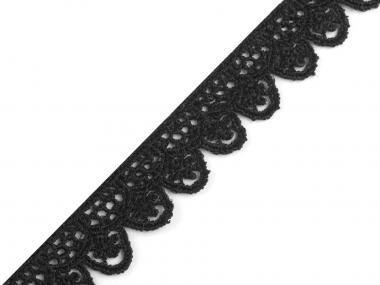 Ätzespitze 19 mm schwarz